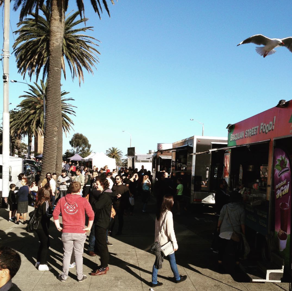 Image courtesy of St Kilda Esplanade Market.
