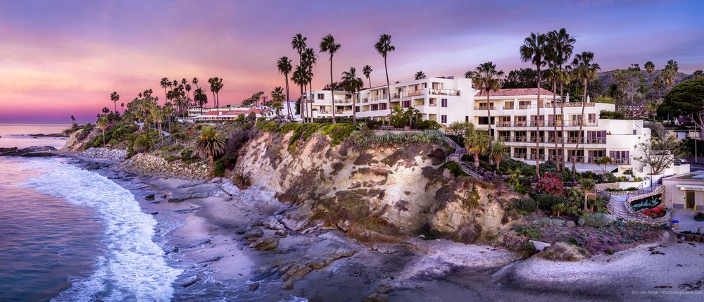 Images courtesy of The Inn at Laguna Beach