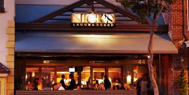 Images courtesy of Nick's Restaurant