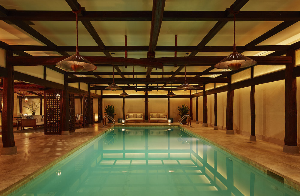 The Pool at Greenwich Hotel