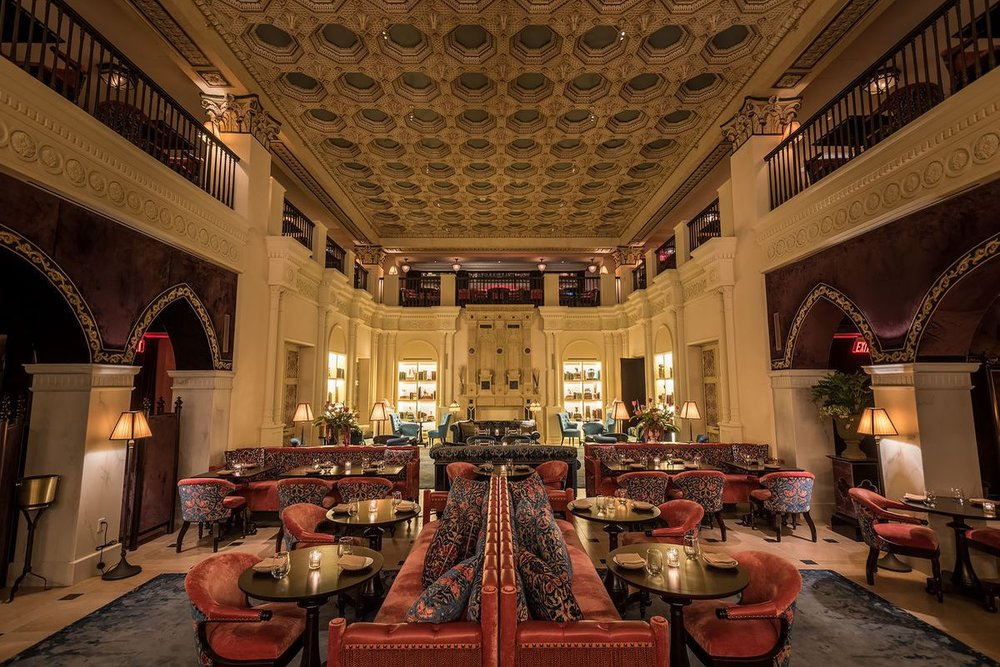 Image courtesy of the NoMad Hotel Los Angeles.