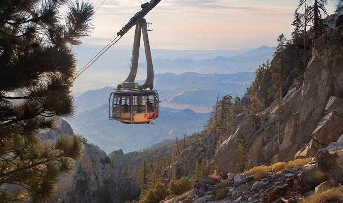 Image courtesy of Palm Springs Aerial Tramway