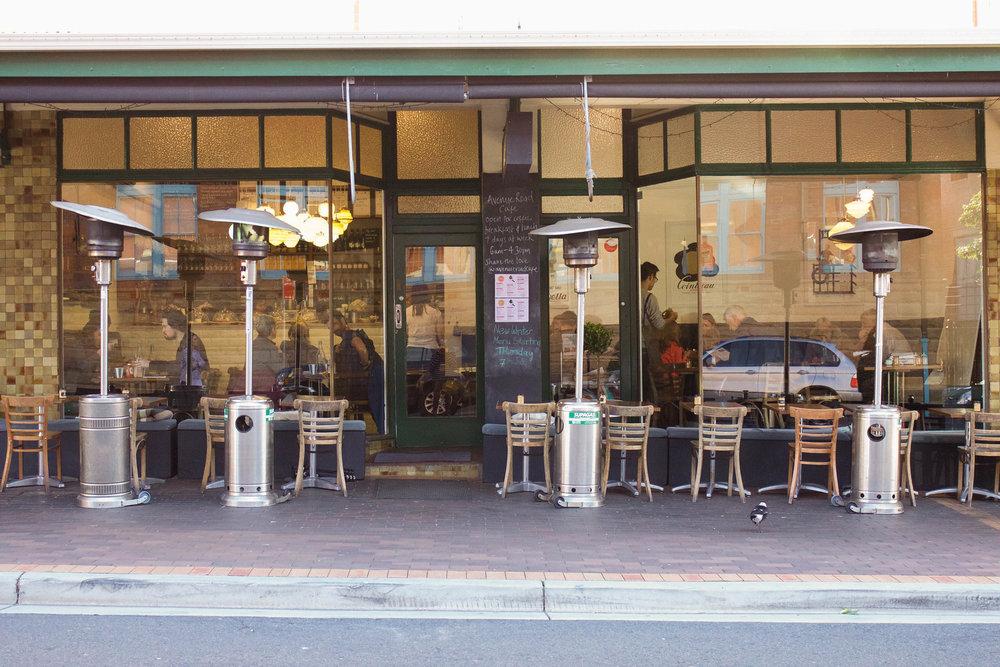 Image courtesy of Avenue Road Café.