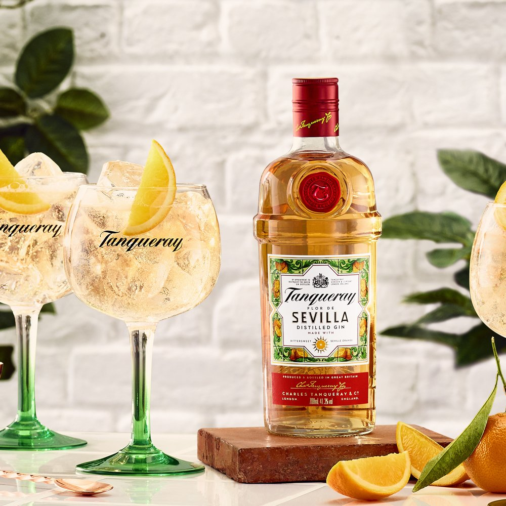 Image courtesy of Tanqueray.