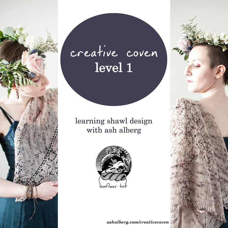 creative coven - level 1