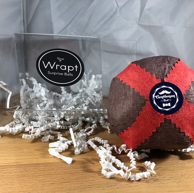 Shopping for a dapper dude?! We've got you covered! Our #gentlemen #wraptsurpriseball is the perfect gift for your favorite guys! Full of #manly #classy items and delivered in our #oneofakind #unwrapping experience, you won't find a better #gift! Link to shop in bio!