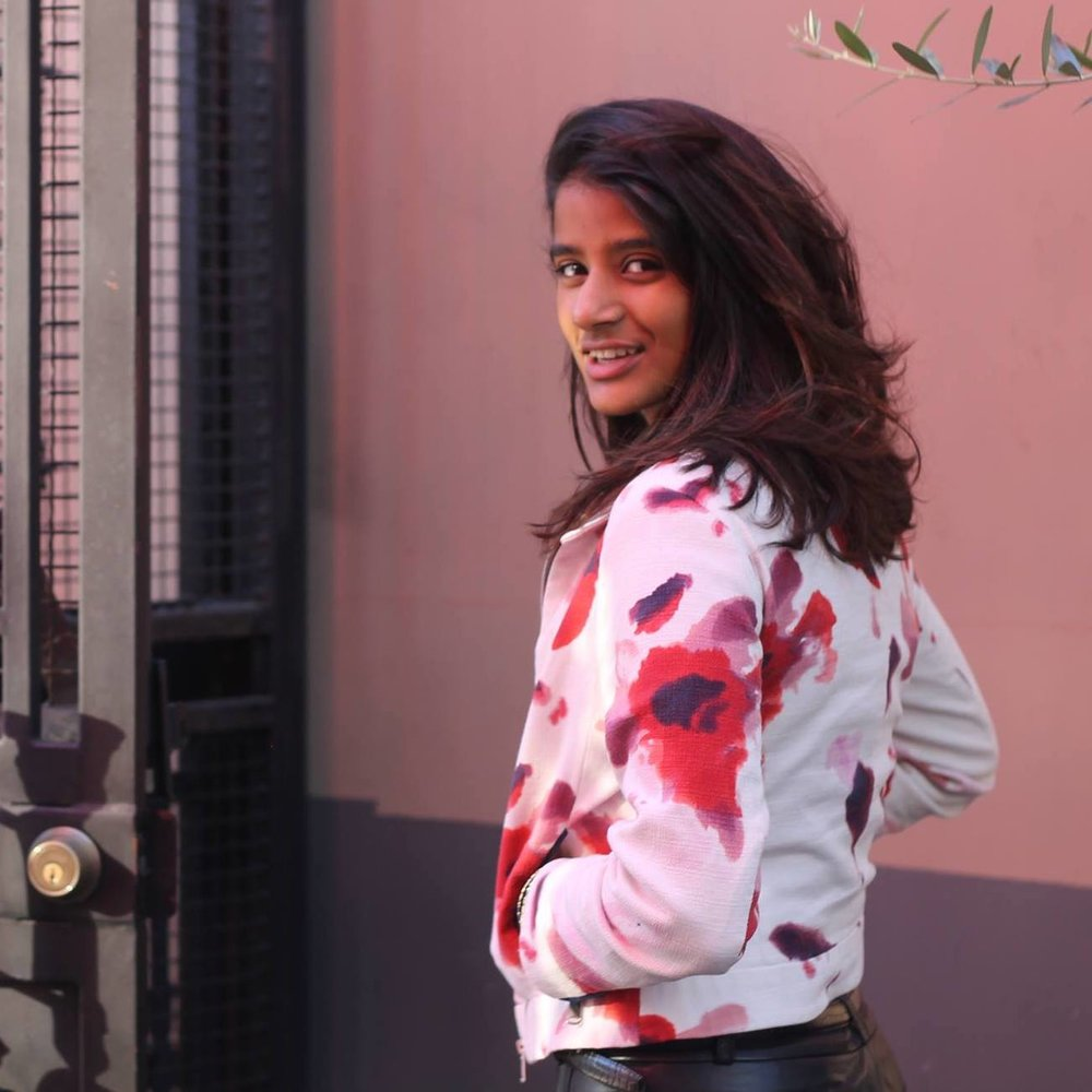 Anjali Banerjee   Co-Founder, COO  Areas of Expertise: Product Design, Graphic Design  Is British.