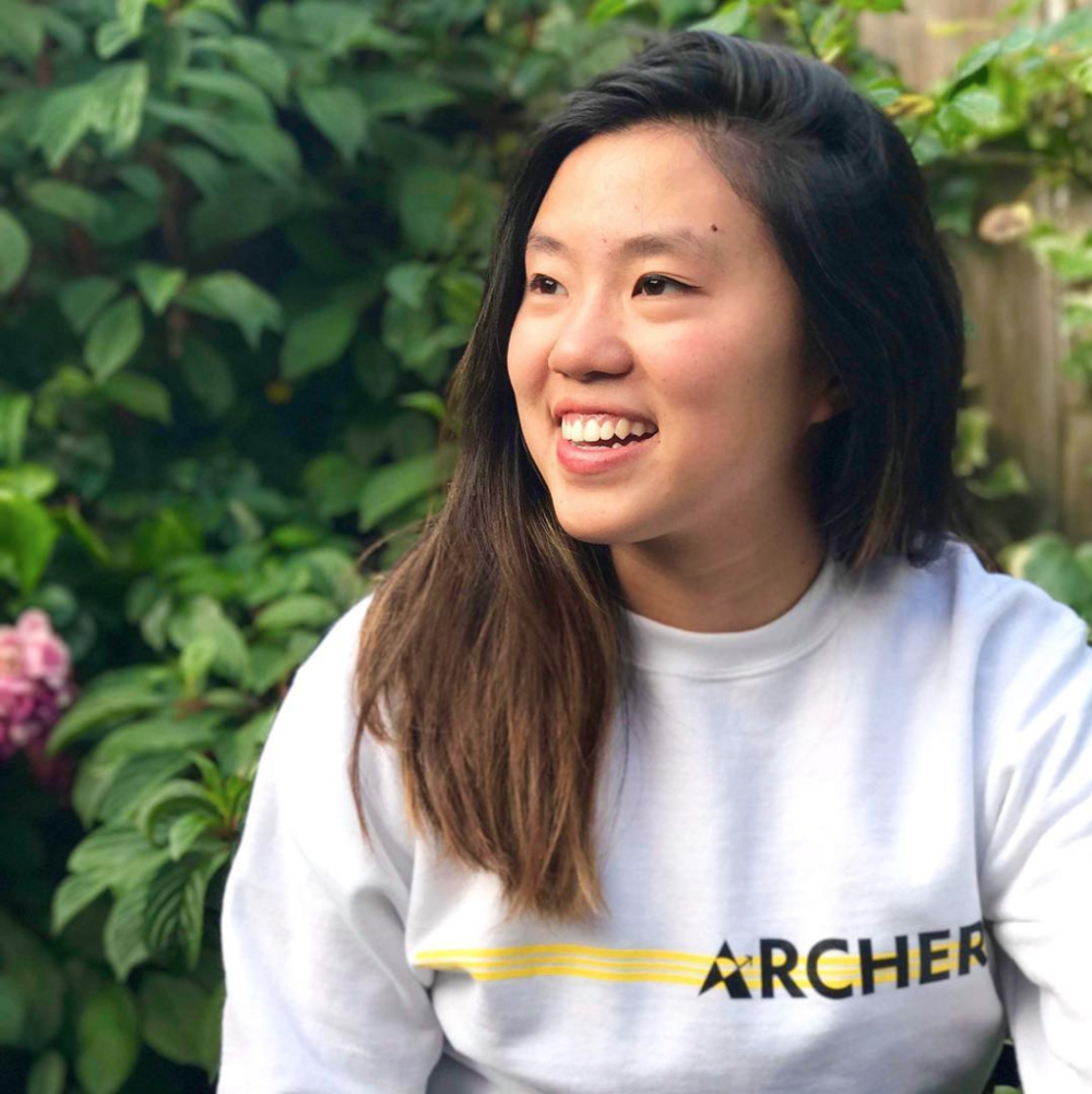 Alice Ma    Co-Founder, CEO  Areas of Expertise: Chinese, Arabic, Data Visualization, React  Listens to the Frozen soundtrack in Arabic for fun. Is consistently Meme of the Week at Archer.