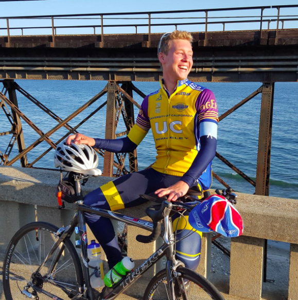 Franklin Rice   Engineering Lead, Human Rights Investigation Team  Areas of Expertise: Machine Learning  Just competed at the national championship for UC Berkeley's Triathlon team.