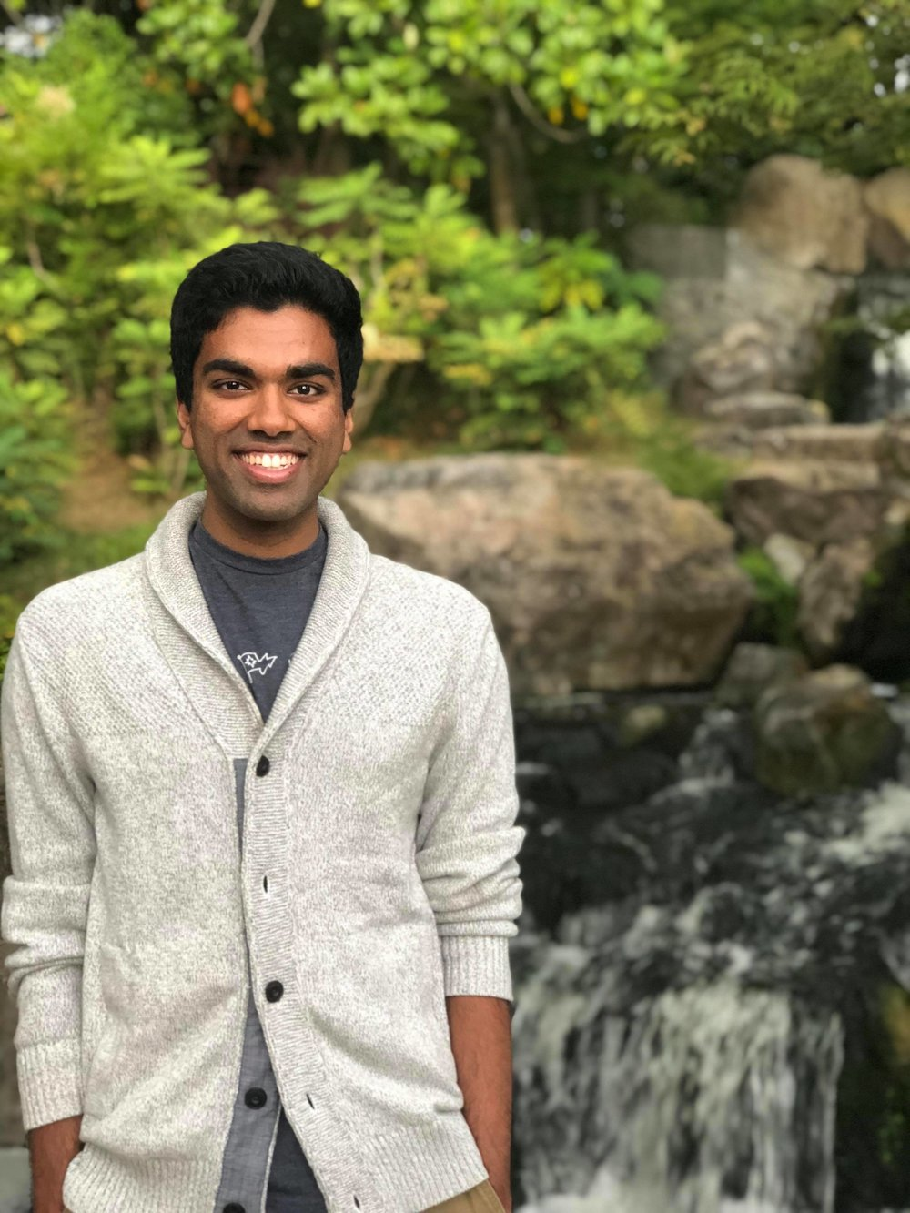 Akshath Sivaprasad   Engineering Ninja, Privacy & Cybersecurity and Architect  Areas of Expertise: Cybersecurity, Data Viz, Blockchain, Color Codes, Using OCR to Win Word Streak With Friends  Eats an entire pizza every night.