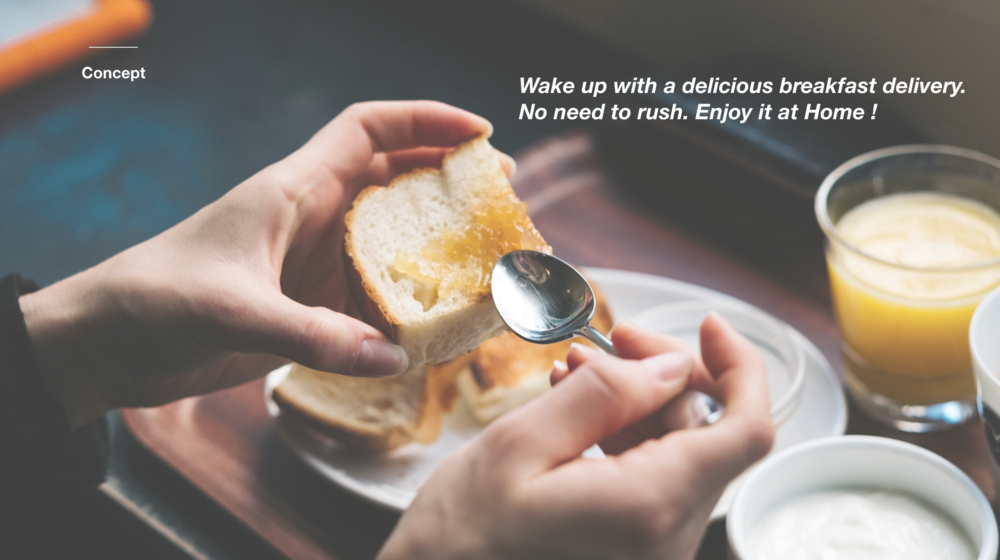 What? - Have users decided what they want to eat for breakfast before sleep with healthy breakfast menu.
