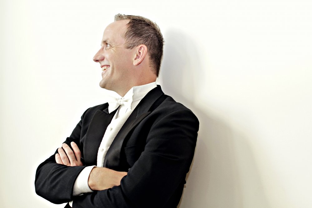 Scott Terrell, Music Director of the Lexington Philharmonic