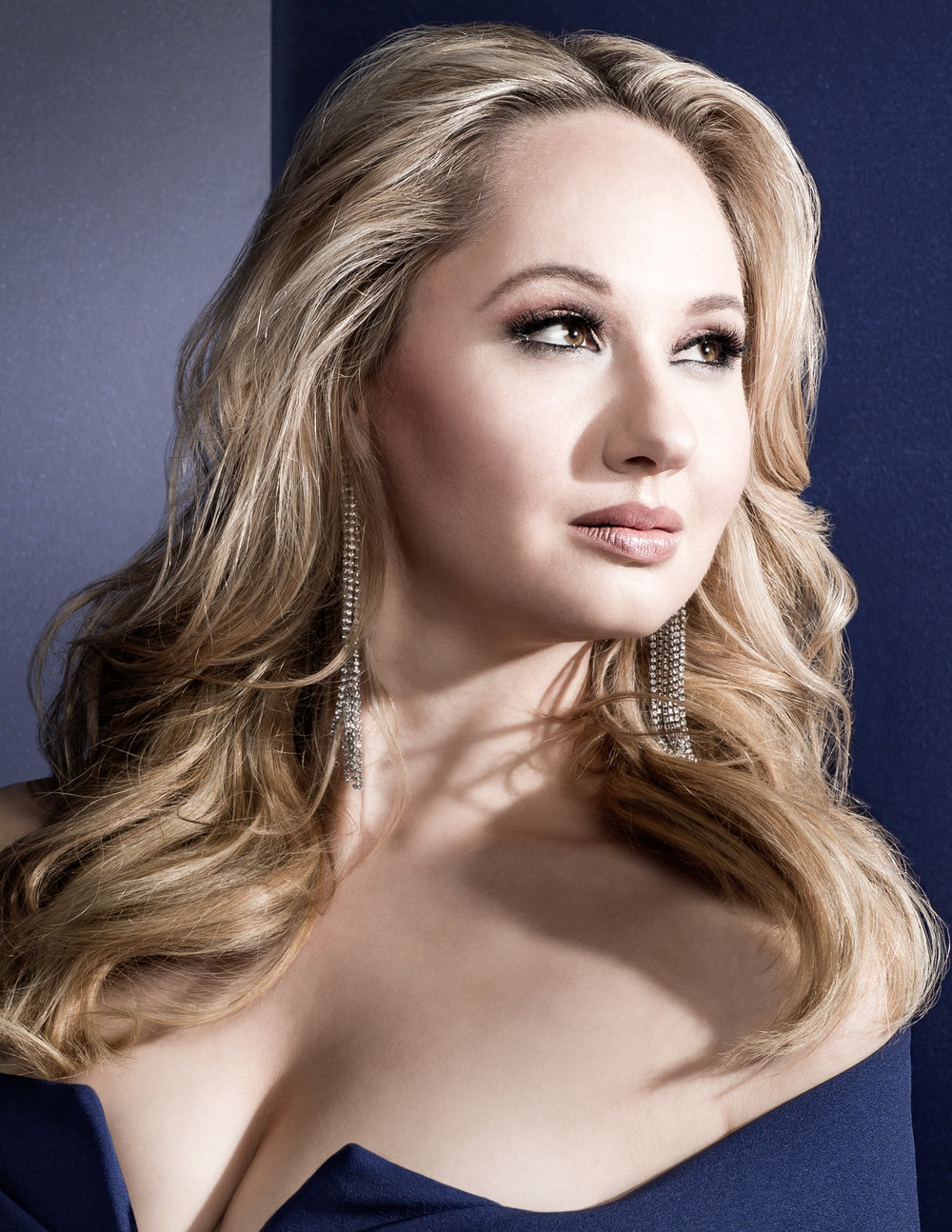 MEGAN MIKAIlOVNA SAMARIN,  mezzo-soprano