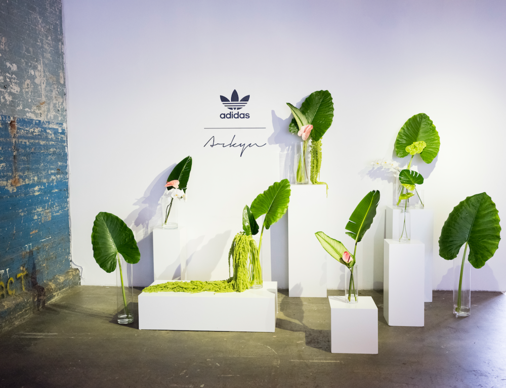 Adidas Arkyn Launch Event