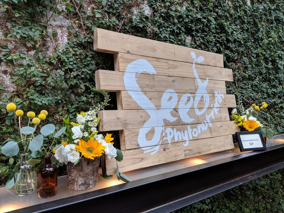 Seed Phytonutrients Earth Day Launch Dinner