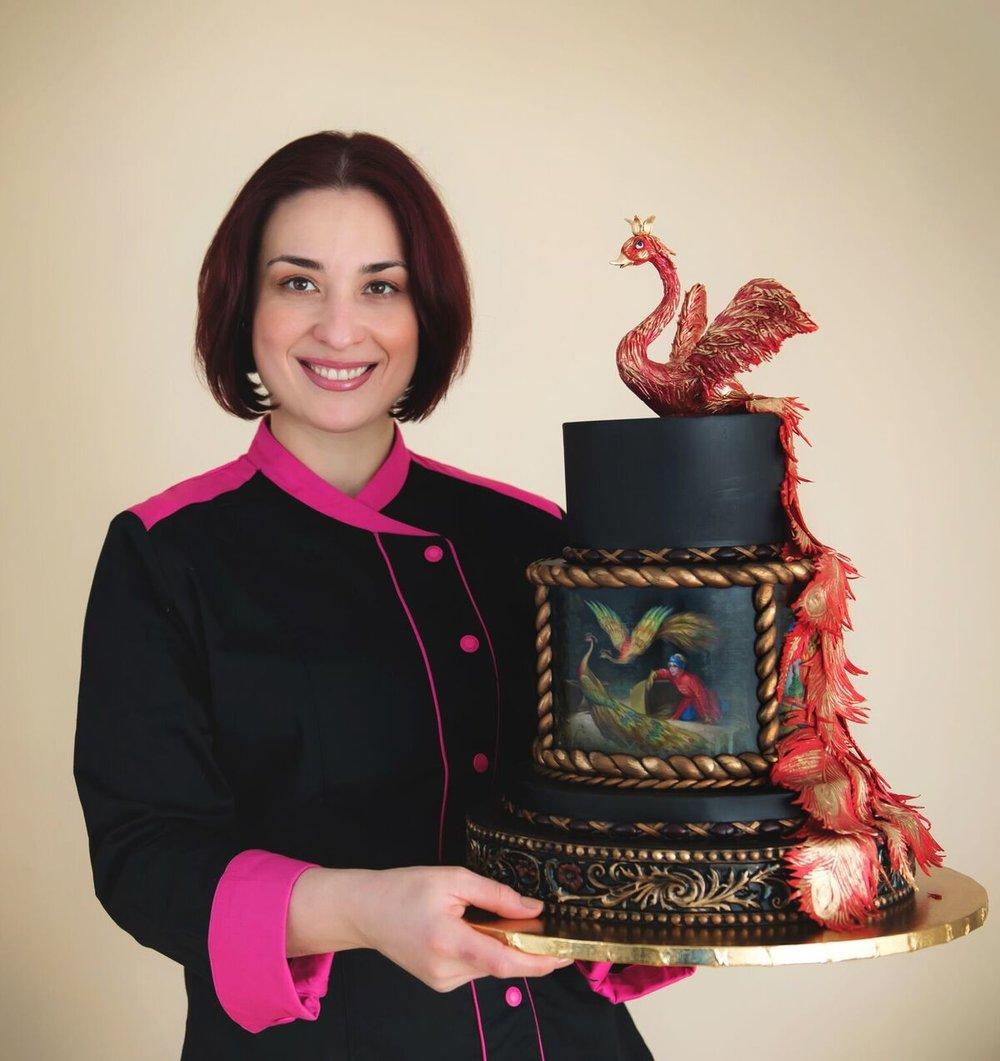 Skazka Cakes Tatiana Kovalenko