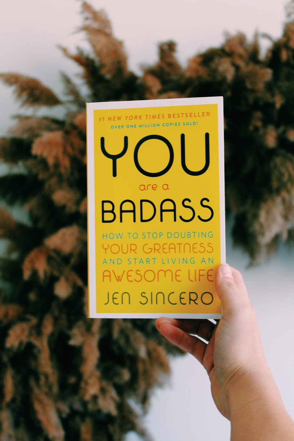 You Are a Badass Jen Sincero