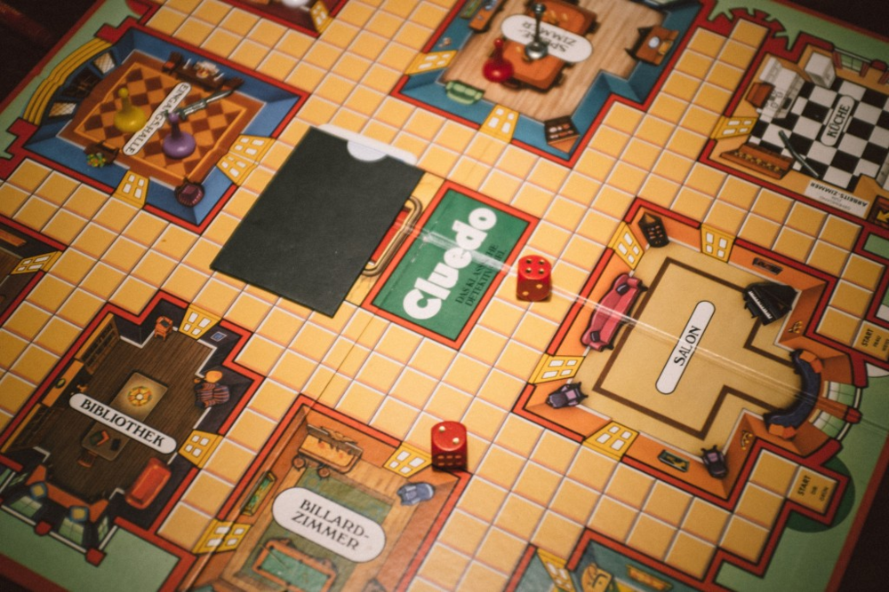 How To Host A Cluedo Party Great Race