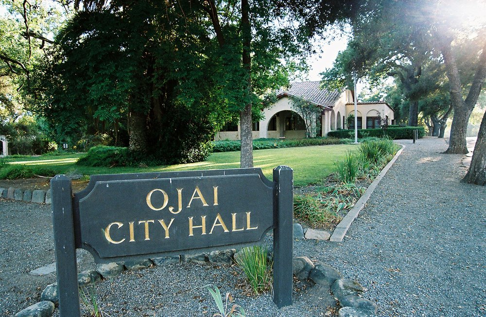 photo by city of ojai