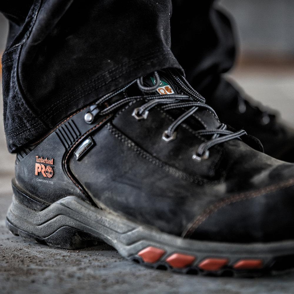 Footwear & Work Boots