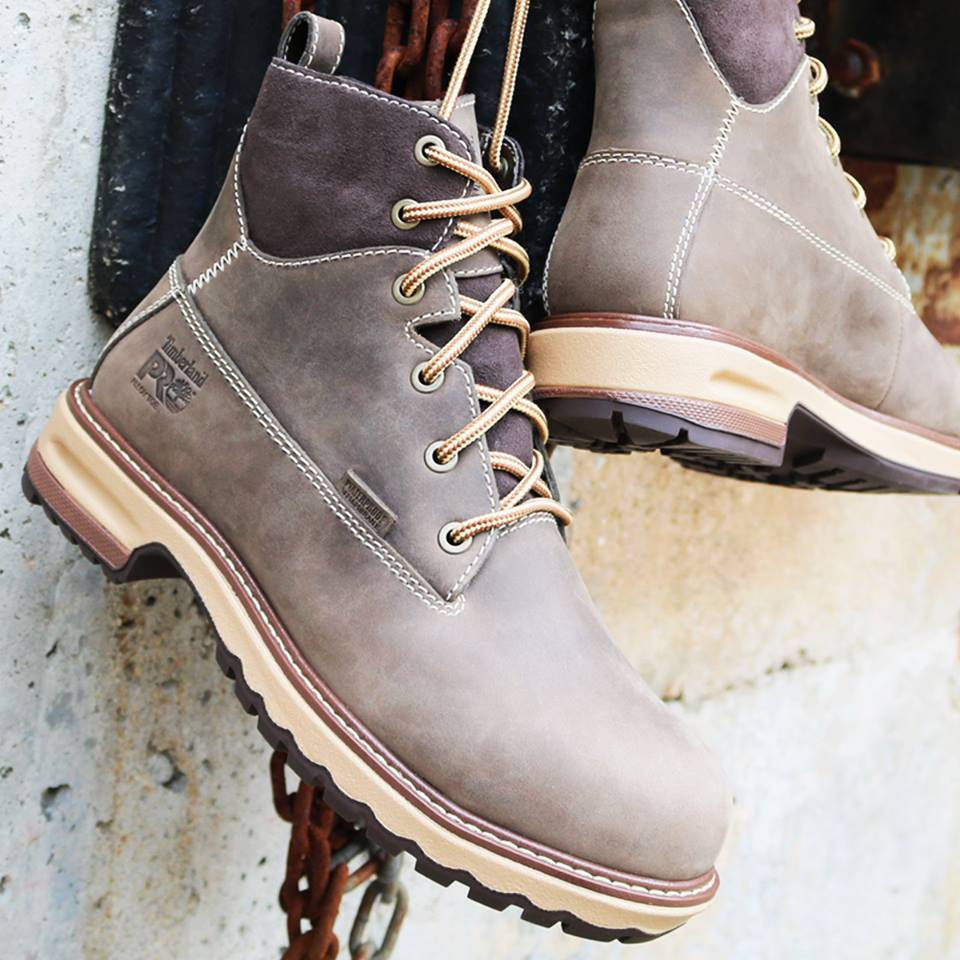 Woman's Work Boots