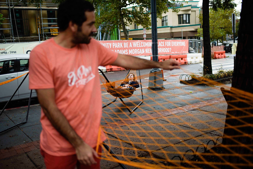 Okuplaza - Recuperación participativa de espacios públicos