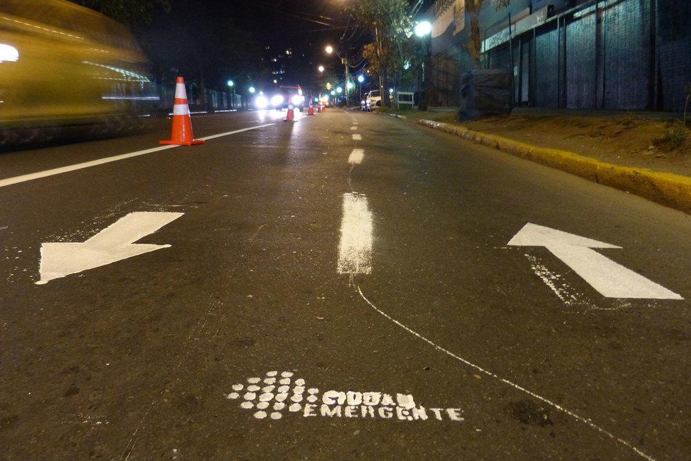 Ciclovía Experimental - Espacios seguros para transporte no motorizado en la ciudad