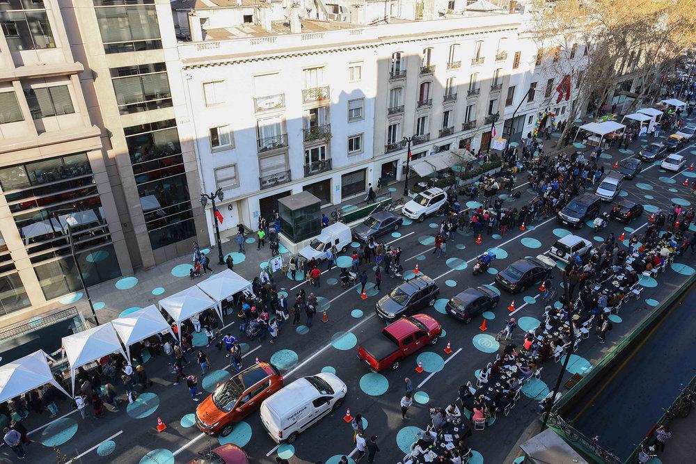 Calles Compartidas - Promoviendo promueve el uso de sistemas de transporte sustentables