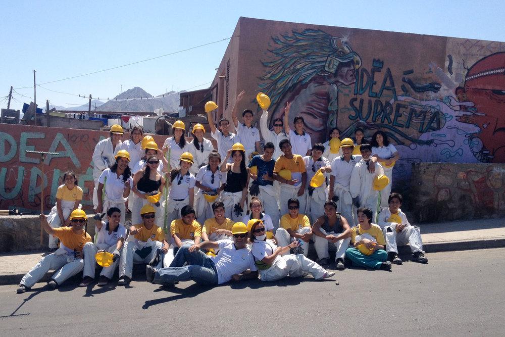 Limpiezas Participativas - Transformación y mejoramiento de barrios