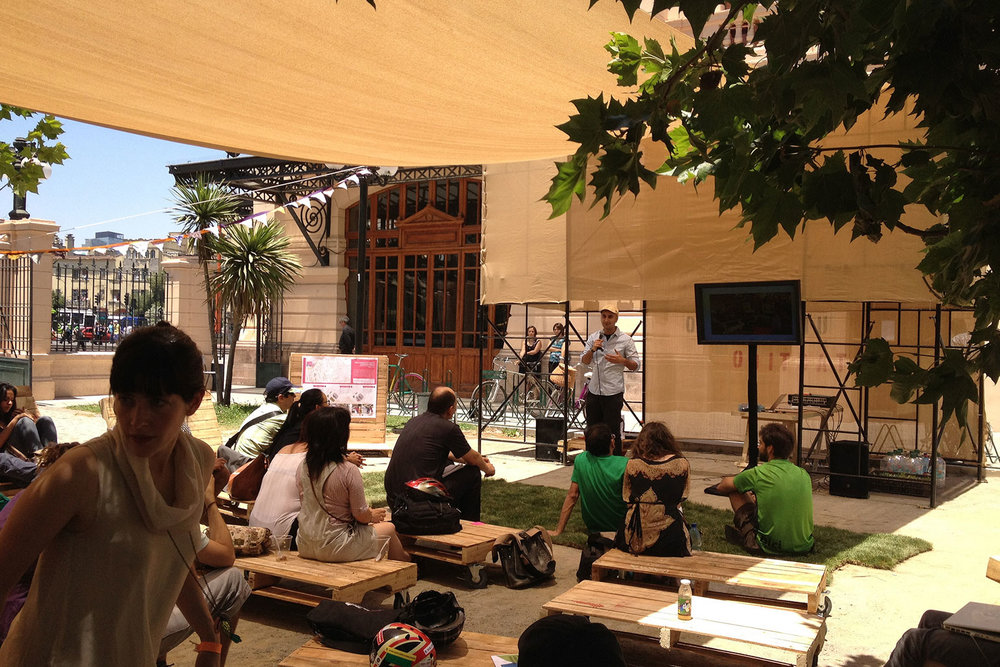 Salón Urbanismo Táctico - Convocar y conectar