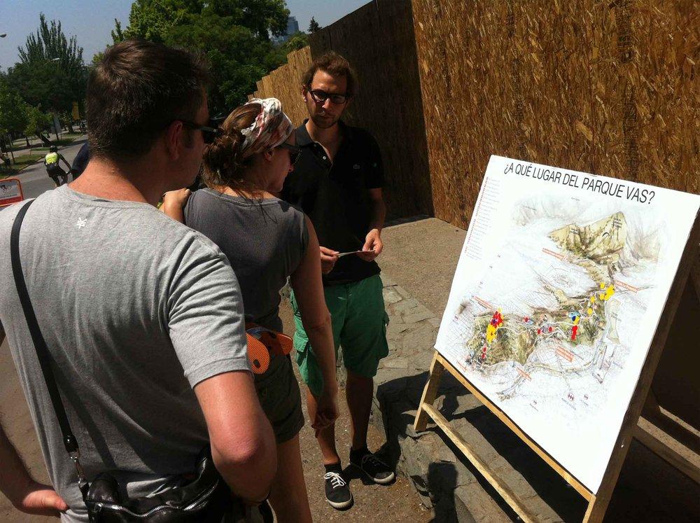 Mapeos Participativos - Localizando oportunidades y desafíos del barrio