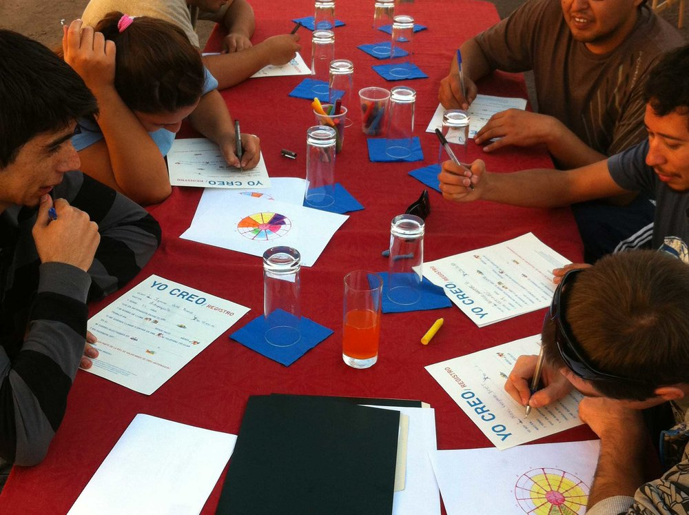 Dibujando el Bienestar - Entendiendo el bienestar subjetivo