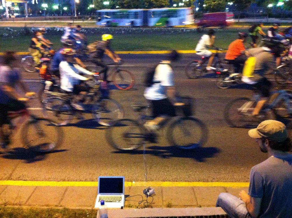 Conteos de Bicicletas - Tomando el pulso de los ciclistas