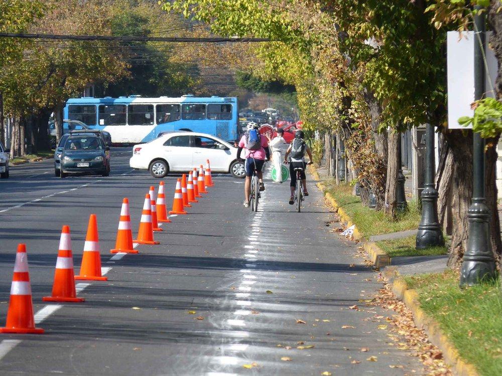Bici-Ruta de Diagnóstico - Investigar la ciudad pedaleando