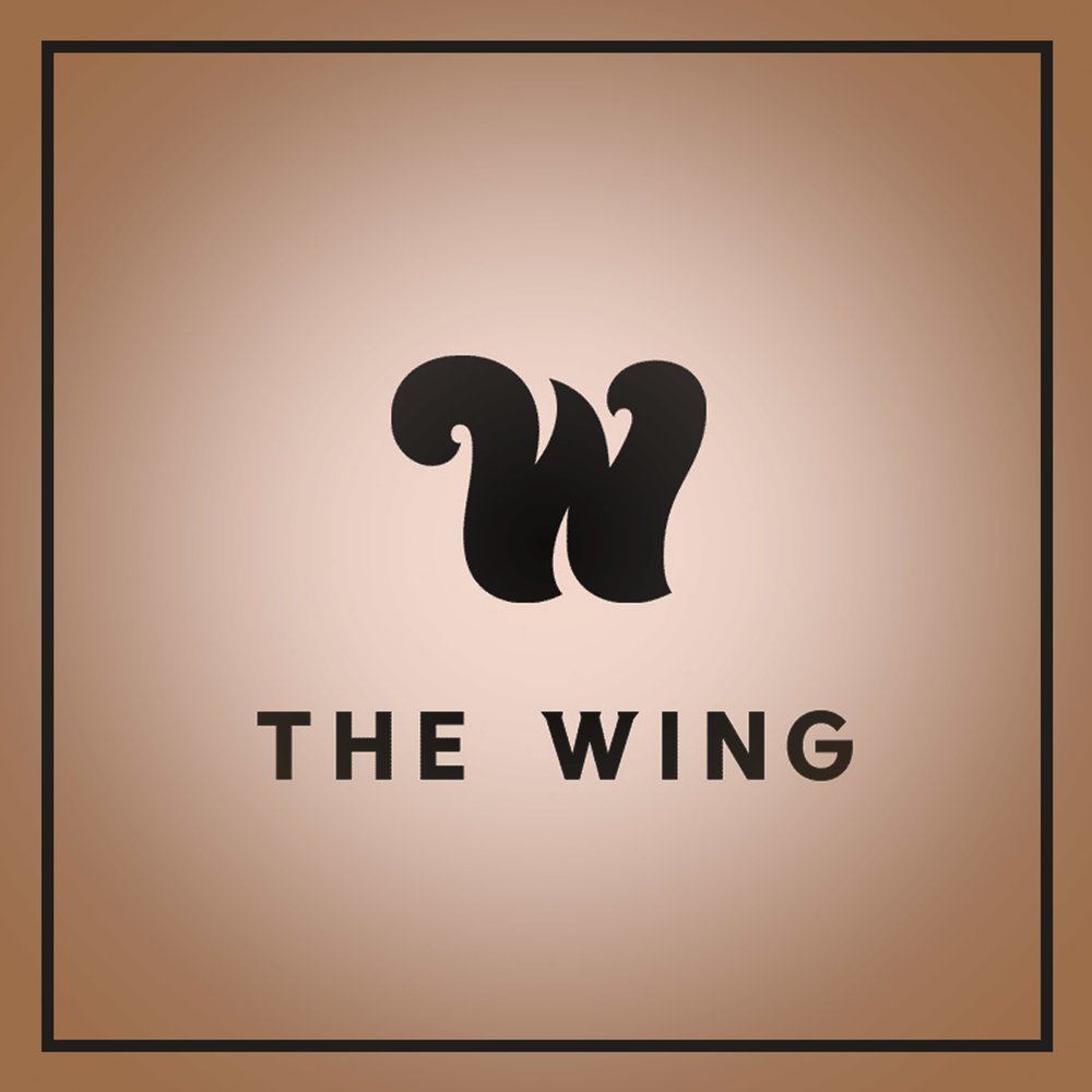 THE WING - WOMEN SUPPORTING WOMEN   AD - ASHLEY CARDWELL  CW - NICOLE ZIELINSKI