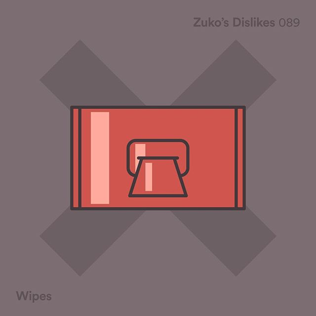 089 / Zuko's Dislikes - The Wipes