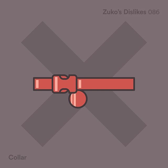 086 / Zuko's Dislikes - The Collar