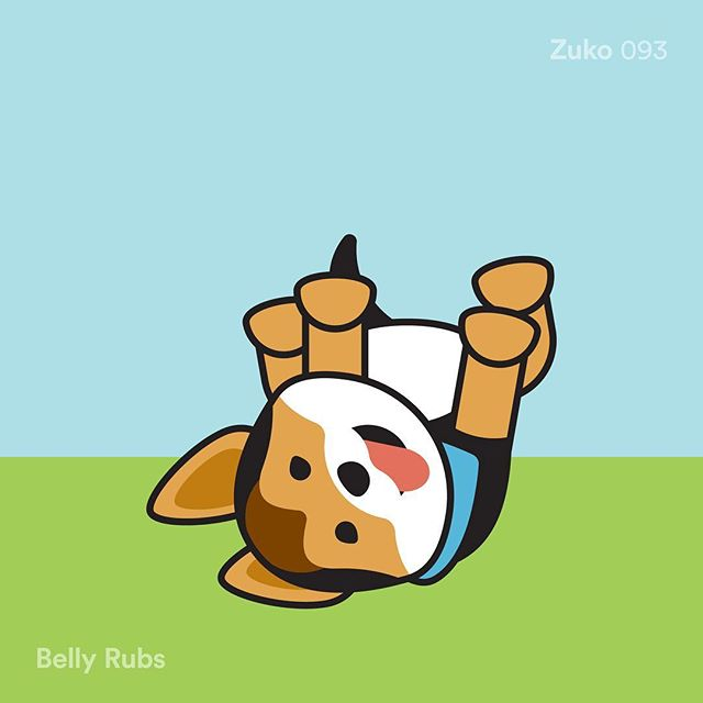 093 / Zuko - Belly Rubs