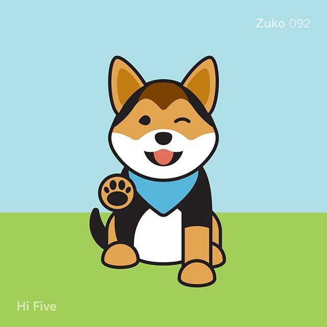 092 / Zuko - Hi Five