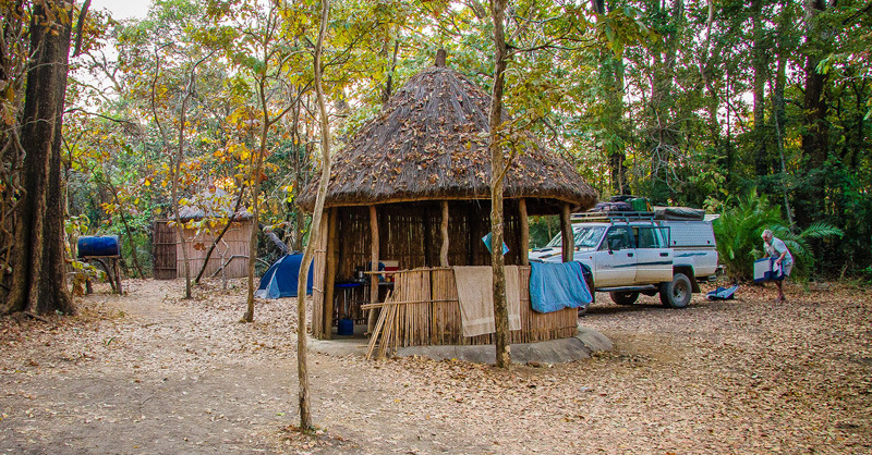 Kasanka camping with African Safari Experts