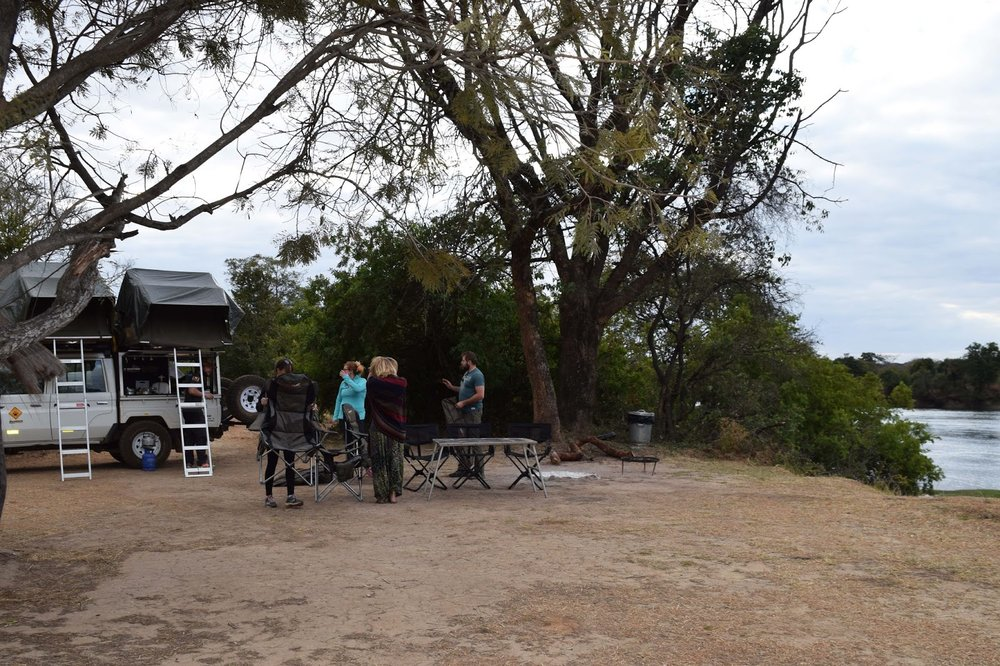 Kafue Camping