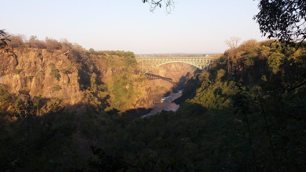 Batoka Gorge, Victoria Falls