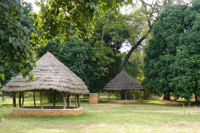 Monze campsite