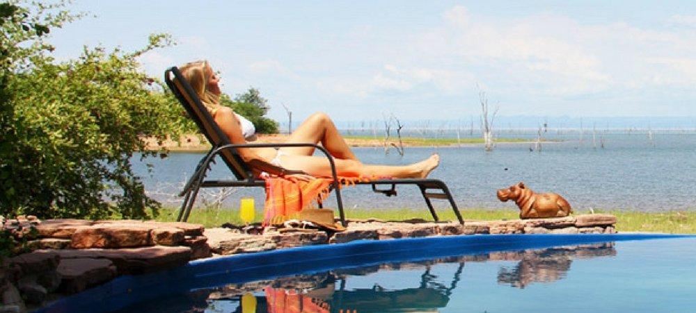Kariba relaxation