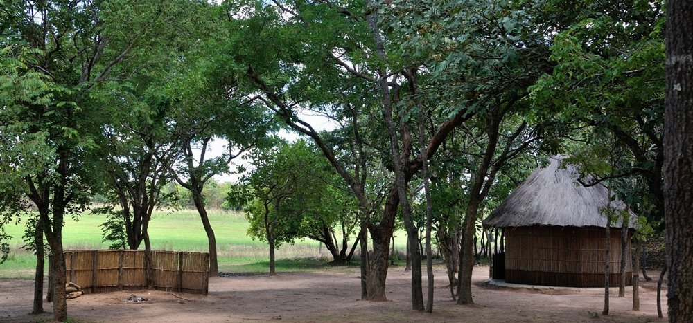 Kabwe campsite, Kasanka