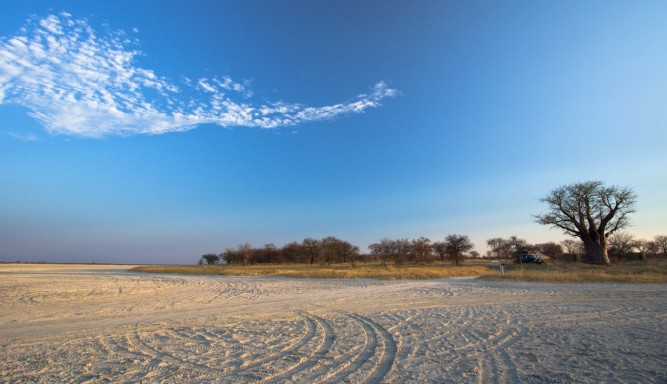 The Salt Pans at Baines Baobabs