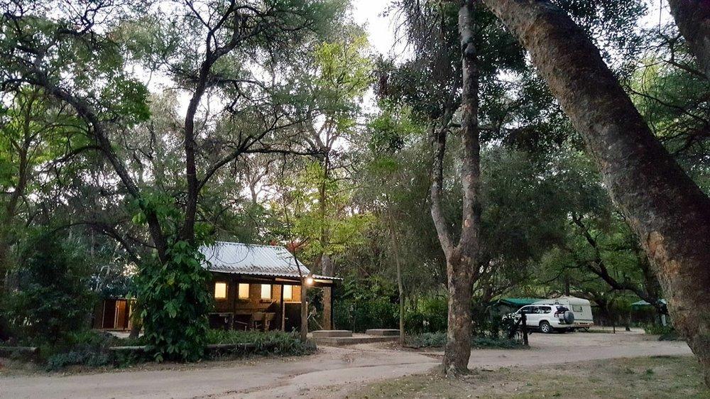 Maun Rest Camp