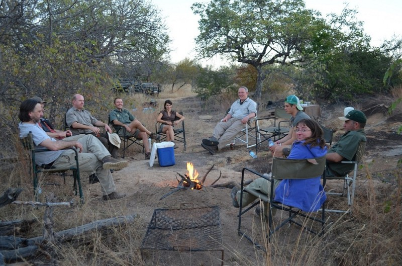 Bushcamping with African Safari Experts