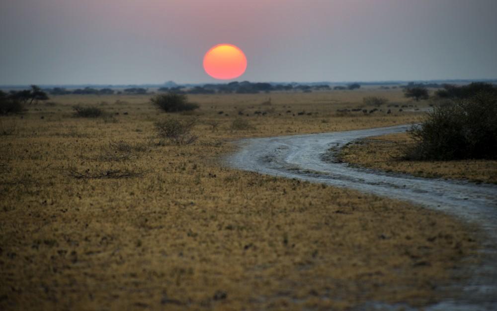 Nxai Pans, Botswana