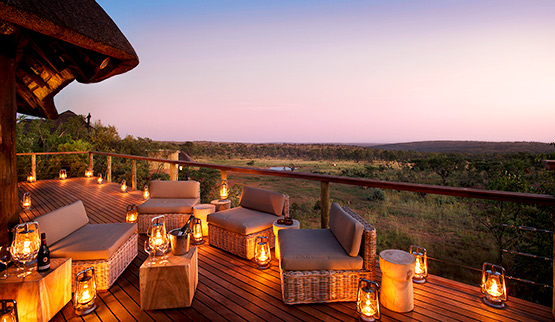 Big 5 safari lodges